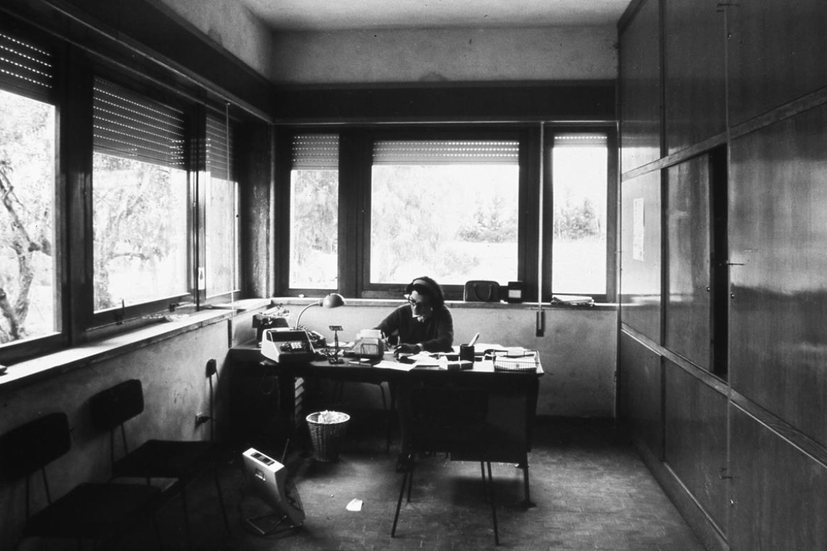 1969-00-00 Trappeto, segreteria (Copy)