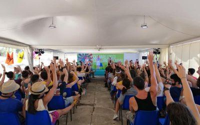 Coltivare l'oggi per far crescere il domani: i Giovani di Libera a Borgo di Dio